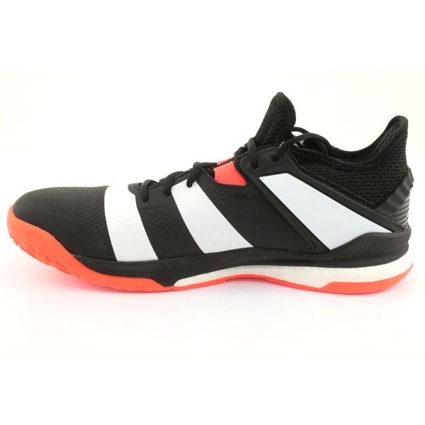 Buty adidas Stabil X M G26421 czarne czarny | Buty adidas