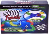 Magic Tracks X-Track Świecący się tor wyścigowy samochodowy 3,35 m