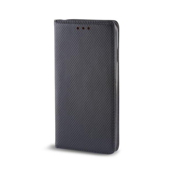 ETUI POKROWIEC CASE FUTERAŁ Pokrowiec Smart Magnet do Huawei P9 czarny zdjęcie 1