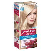 Garnier Color Sensation Krem Koloryzujący Do Włosów 113 Jedwabisty Beżowy Superjasny Blond