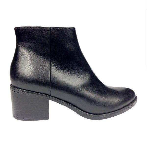 547f55ede07c3 Botki RYŁKO 6NVA1_ AV czarne Rozmiar obuwia - 38, Kolor - Czarny zdjęcie 1