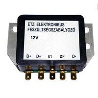 Elektroniczny regulator napięcia  5 wyjść 12V ETZ250