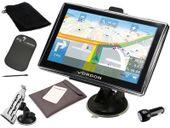 """Nawigacja samochodowa VORDON GPS 7"""" Dożywotnio PL+EU"""
