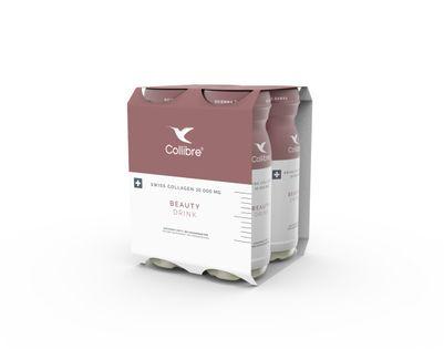 Collibre Collagen Beauty Drink 4x 140 ml