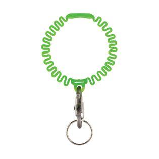 Nite Ize Elastyczna opaska Key Band-It z brelokiem do kluczy limonkowy