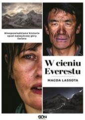 W cieniu Everestu Magda Lassota