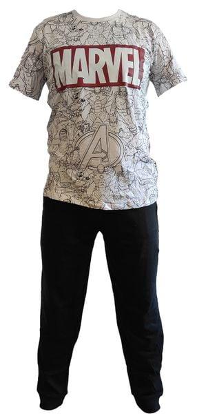 Piżama kombinezon Avengers licencja Marvel (AV5304236 L) na Arena.pl