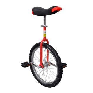 Czerwony unicykl, 20 cali
