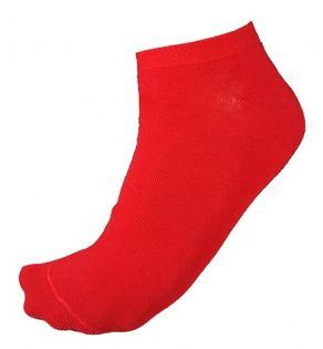 Skarpetki damskie czerwone