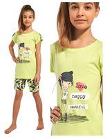 Piżama dziewczęca Cornette 244/62 Young 134-140