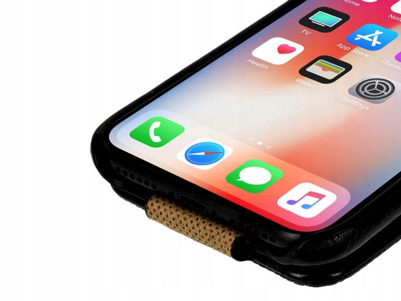 Etui z Klapką Skóra, Case do iPhone 12 mini na Arena.pl