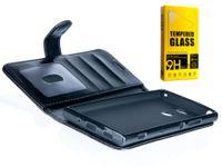 Etui flip wallet do Sony Xperia XA2