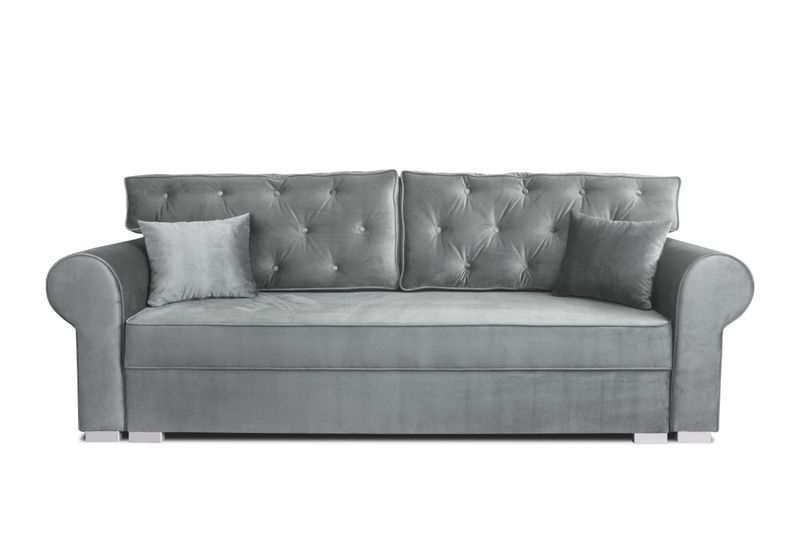 Sofa Kanapa 250cm Beżowa MONIKA PIK  różne kolory obić NC zdjęcie 12