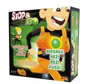 Stop & Go - Wyścig Agentów - gra interaktywna