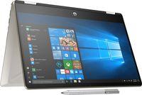 Dotykowy 2w1 HP Pavilion 14 x360 FullHD IPS Intel Core i5-10210U 8GB DDR4 128GB SSD 1TB HDD NVIDIA GeForce MX130 2GB Win10 Pen