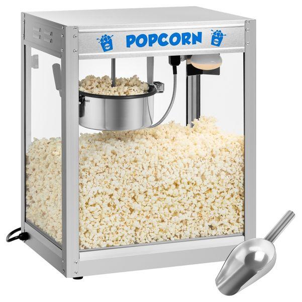 Maszyna do popcornu - stal nierdzewna Royal Catering RCPS-1350 zdjęcie 2