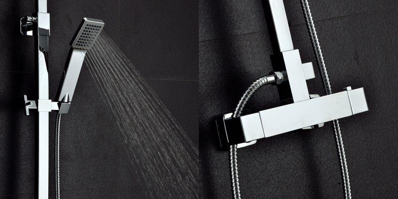 Zestaw natryskowy prysznicowy MILANO zdjęcie 7