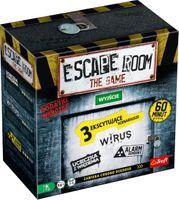 Logiczna Gra towarzyska Escape Room