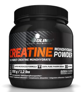 Odżywka Creatine Powder monohydrat kreatyny 550g proszek
