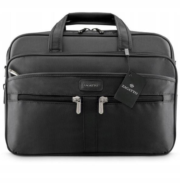 Wielofunkcyjna biznesowa torba na laptopa Zagatto Oxford ZG102 zdjęcie 6
