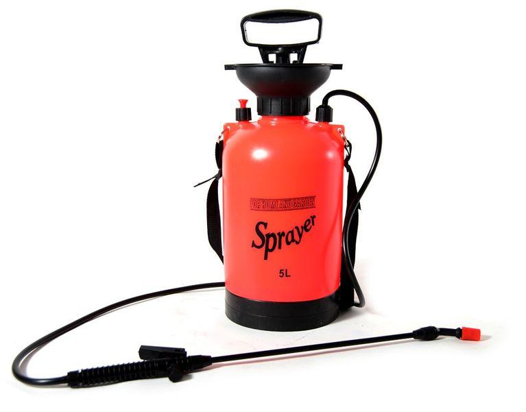 Opryskiwacz Ogrodowy Ręczny Ciśnieniowy 4BAR 5L 04 zdjęcie 1