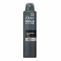 Dove Men+Care Invisible Dry Antyperspirant w aerozolu 250 ml