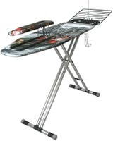 Deska do prasowania Space Max Power Full Opcja - pokrowiec Venecja - aluminiowa konstrukcja - blat 120 x 42 cm