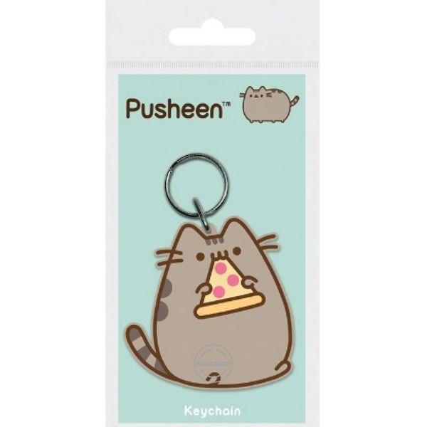 Pusheen Cat Gumowy Brelok Do Kluczy Lub Plecaka Arenapl