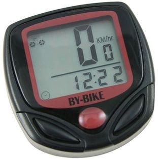 Licznik rowerowy By-Bike 15 funkcji, przewodowy