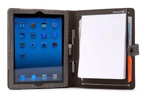 Etui Apple iPad 2 iPad 3 iPad 4 Booq Booqpad Case + Notes