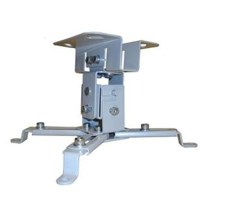 Uchwyt sufitowy Maclean MC-582 do projektora do 20kg srebrny