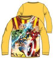 T-Shirt Avengers 10 lat r140 Licencja Marvel (HQ1290)