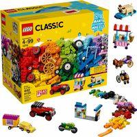 LEGO Classic Klocki na kółkach 10715