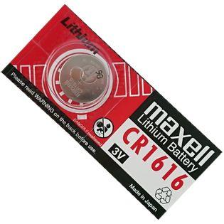 Bateria litowa 3V CR1616 Maxell