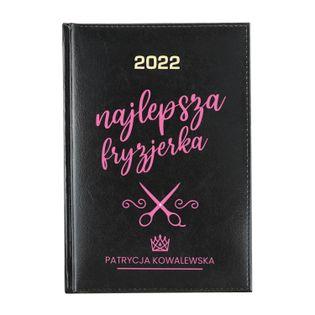 Kalendarz fryzjerki 2022 z NADRUKIEM IMIENIA