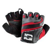 Rękawiczki rowerowe IQ Bright kolarskie treningowe rozmiar M
