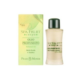 Frais Monde Spa Fruit Green Apple And Amber Olejek perfumowany 10ml