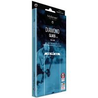 MS Diamond Edge FG iPhone 6/6S czarny/black Full Glue