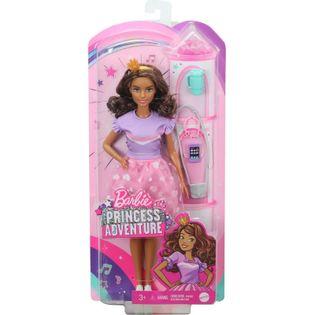 Barbie lalka Przygoda księżniczki GML69