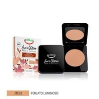 Equilibra Love's Nature Compact Bronzing Powder Puder Brązujący 02 Pearly Bright 8.5G