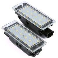 Lampki podświetlenia tablicy  LED RENAULT Laguna Megane Clio  PZD0085
