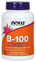 NOW FOODS B-100 100kap Witamina B-Complex