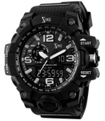 POWeu zegarek męski ZEMGE ZS0101 FVAT GWARANCJA