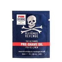 Olejek przed goleniem Bluebeards Revenge Pre-Shave Oil  - 3 ml