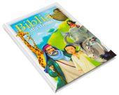 BIBLIA DLA DZIECI B5 z grawerem PREZENT NA CHRZEST KOMUNIĘ zdjęcie 7