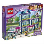 LEGO Friends Szpital w Heartlake 41318 6+