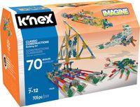 Klocki K'nex Klasyczne Konstrukcje - zestaw konstrukcyjny - 70 modeli