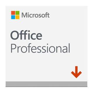 Esd Office Professional 2019 Win/mac Alllng Euroznone Dwnld 269-17068. Zastępuje P/n: 269-16805