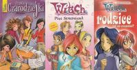 Czarodziejki Witch Zestaw 3 książek praca zbiorowa
