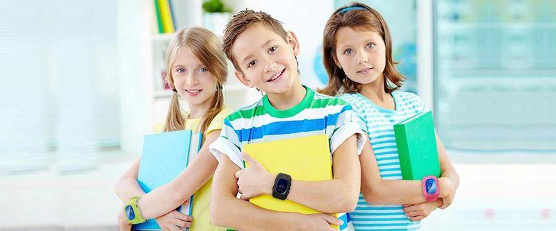 SmartWatch zegarek dla dzieci z lokalizatorem GPS SIM T266 zdjęcie 3